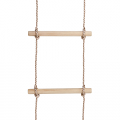 Rope ladder 4 rungs ''light''