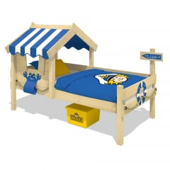 Children's bed Wickey CrAzY Sharky