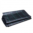 Weed control fabric 320x320 cm
